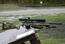Pušky-Rifles