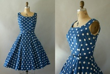 Vintage Dress Love / Because who doesn't love a vintage dress?