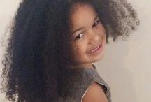 cheveux enfant métissé lynn