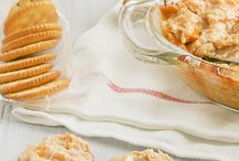 Dips, appetizers and more / by Joleen Hatcher
