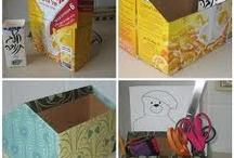 scatole fai da te