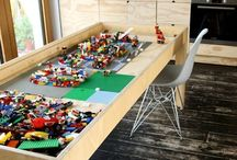 Lego table ideas