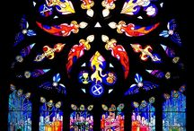 Stained glass Scotland