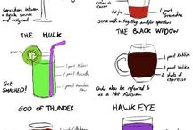 SUPERHERO PARTY THEMES / Ideas for Superhero Party for the Grown Ups