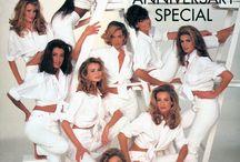 Modellek 90-es évek