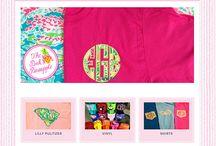 website & blog design / cool website design / by Polka Dot Pixels