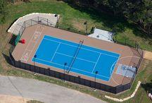 Outdoor Multi Court