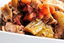 Crock pot recipes / by Erika Bishop