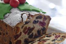 fruitcake navideño