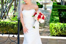 Wedding Dresses / Beautiful Wedding Dresses worn by Brides at Southern California's Premiere Wedding Venue: Villa de Amore
