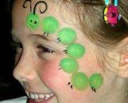 Kinderschminke Ideen