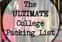 All things college! / The fly college girl...