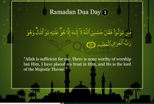 Ramadan Duas / Duas to help in praying during Ramadan #Supplications #Ramadan / by QuranReading.com