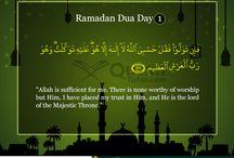 Ramadan Duas / Duas to help in praying during Ramadan #Supplications #Ramadan / by QuranReading.com