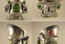 Dunny, Munny, Trikky / New projects / by Eljo Dassen