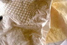 Hand quilting / My passion and greatest stress reducer!! / by Laura Syler