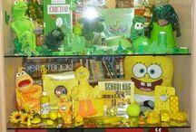 Classroom display / by Gladys Elizondo