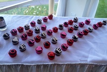 Cupcakes / Cakes, fondant toppers & cupcakes that I make
