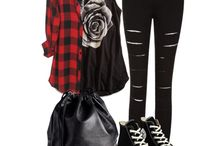 My Alternative Romance / Alternative fashion from Pinterest.  Mostly feminine clothing but not nearly all.  Goth, steampunk, emo, lolita, visual kei, pastel goth ect.