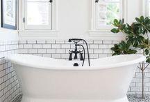 Inside bath room