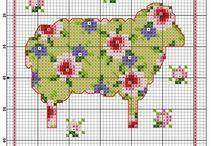 Cross Stitch / Crossstitch