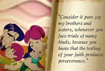 Verse of the Week / Each week we will share a passage of scripture with you as means of encouragement! / by Theo Presents