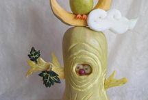 Watermelon Carving & Ideas