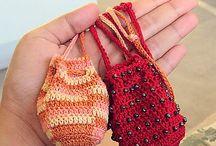 Kleine Taschen als Geschenk