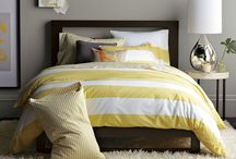 Bedroom ideas / by Shannon Eyford