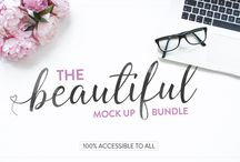 The Beautiful Mock Up Bundle