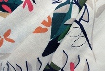 Fantastic fabrics / Fabrics I want to touch