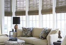Window Treatments - Woven Woods