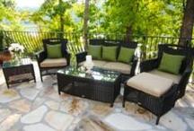 Patio Furniture / by Total Backyard