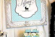 Baby Shower Ideas | Breakfast at Tiffany's