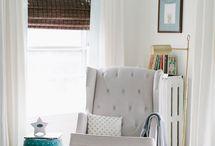 Nursery Ideas / by Lauren Ann Pachuta Herrera
