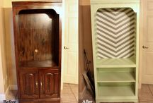 Furniture refinished