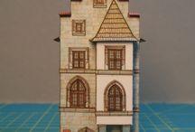 gotické domy