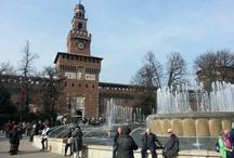 Milan city