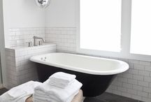 bathroom / by Amy Lambert