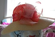 Hats / Hats vintage and new, all shapes and sizes
