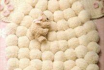 progetti crochet / varie idee lavorate a uncinetto