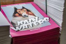 John Waters / Ausstellungsplakat