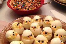 Easter Dinner Ideas / by Susan Kretschmer