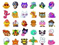 Moshi monsters party