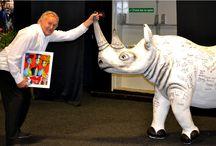 ARt & Rhino / Save The Rhino