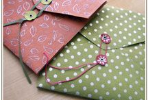 Papier scrappen / Papier knutsel