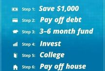 Debt Payoff / stay out of debt!
