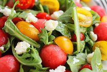 Healthy yummy food :) / by Bianca Villanueva