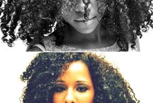 Natural Hair Love / Gorgeous natural hair! What products does she use?!?