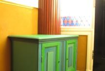 kastjes + side-tables